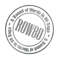 ROW80: A Round of Words in 80 Days