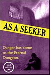 Cover for 'As a Seeker'
