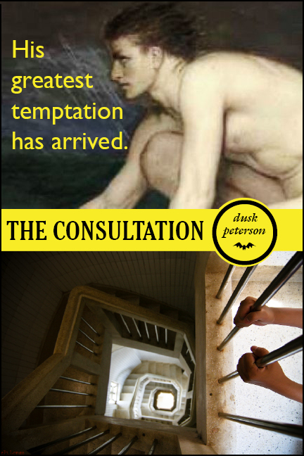 Cover for 'The Consultation'