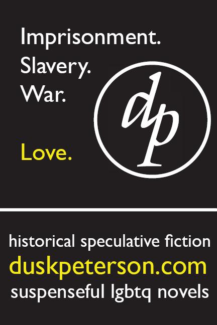 Imprisonment. Slavery. War. Love. Suspenseful historical fa
