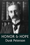 Cover for Honor and Hope