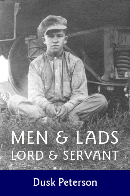 Cover for 'Men and Lads / Lord and Servant'