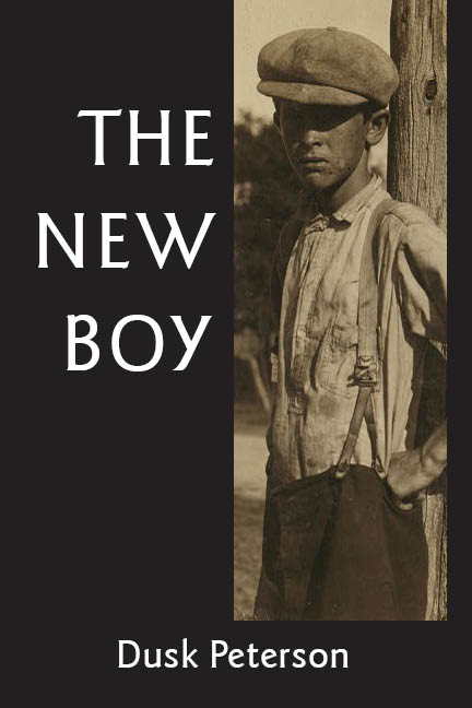 Cover for 'The New Boy'