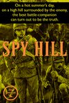 Cover for 'Spy Hill'