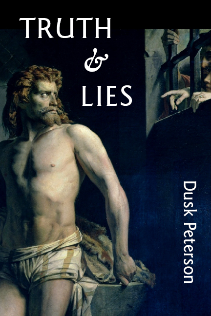 Cover for 'Truth and Lies'