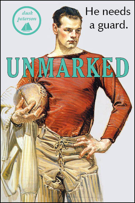 Cover for 'Unmarked'